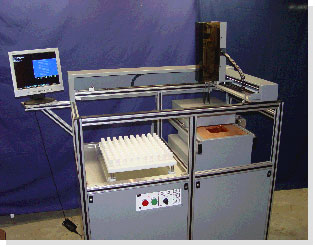 Overview of single sample holder Assistant